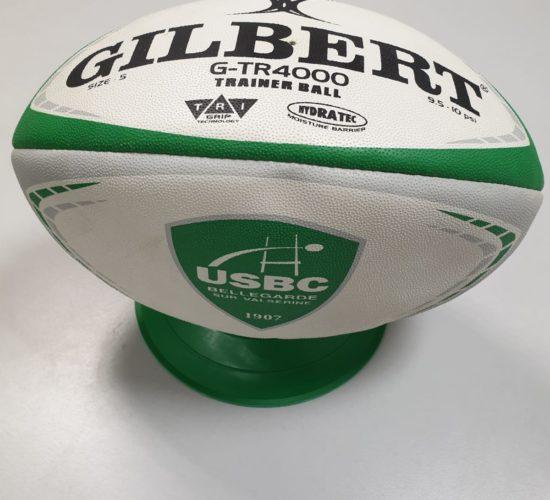 Ballon de rugby USBC